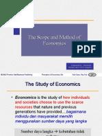 1_The Scope and Method of Economics_