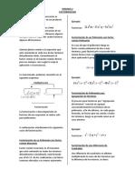 S-2-FACTORIZACION Y FRACCIONES ALGEBRAICAS