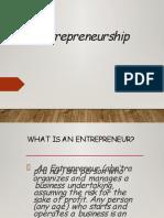 GTU Ch-7 Entrepreneurship