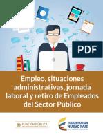 Empleo, situaciones advas. jornada y retiro de serv. publicos.pdf
