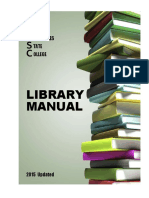 Library-Manual