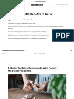 11 Proven Health Benefits of Garlic.pdf