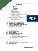 Informe de Liquidacion de Obra Final mantenimiento 2