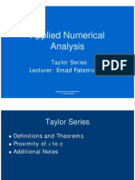 03 Taylor Series View
