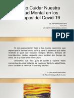 Salud Mental en Tiempos del Covid-19