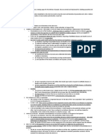 HR law objectives and defenses compiled in bullets