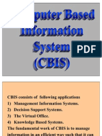 Computer Based Info System
