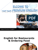 1 English for Restaurants & Ordering Food _0477