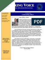 Viking Newsletter December 2010