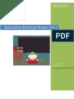 greenhead_sociology-as-education-revision-notes