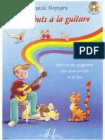 Kleynjans, Francis - Mes debuts a la guitarre [2001].pdf