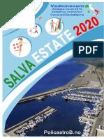 Vademecum Spiaggia Covid 2019 Comune Di Santa Marina