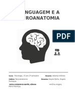Linguagem na Neuroanatomia