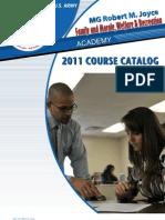 Academy Catalog 2011