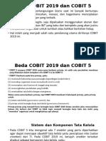 COBIT 2019 dan 5