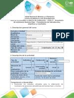 Guía de actividades y rúbrica de evaluación – Paso 3 - Inventario de emisiones fuentes fijas - Formulación de introducción, objetivos y resultados.docx