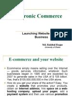 E Com - Website