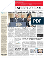Wallstreetjournal 20170201 the Wall Street Journal