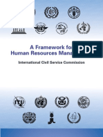Framework for Human Resource Management 198