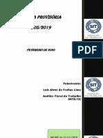 PALESTRA SOBRE MP 905 NA RECEITA FEDERL DIA 05 DE FEV 2020