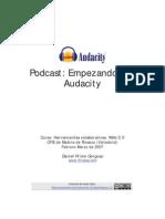 Manual de Audacitiy_ Primeros pasos para hacer un Podcast