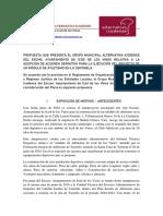 Propuesta Alternativa Icodense proyecto Módulo Atletismo Icod