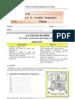 Lab_2A_La legge di Ohm