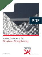 Brochure, Fosroc Solutions for Structural Strengthening 041119