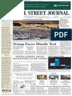 Wallstreetjournal 20170213 the Wall Street Journal