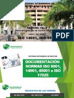 PRESENTACION DOCUMENTACION  DE LA NORMAS ISO_ SEMANA 10.pptx