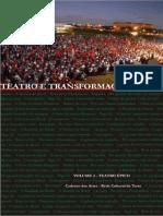 Peça teatral - Teatro e Transformação Social - Vol. 2 - Teatro Épico.pdf