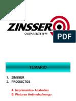 Presentación  Zinsser - SENA