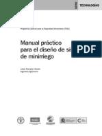 Manual practico para el diseño de sistemas de minirriego