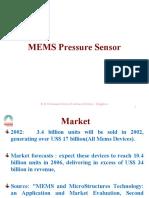 Pressure Sensor Case Study