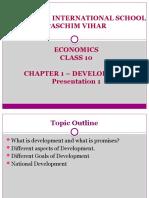 Economics class 1 ppt 1