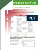 Communication Activities FCE