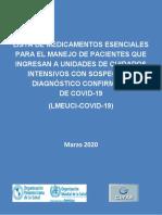 MEDICAMENTOS ESCENCIALES-UCI-COVID-19 final-25-marzo