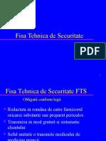 FISA TEHNICA DE SECURITATE