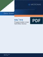 Micronas_HAL815-1500430