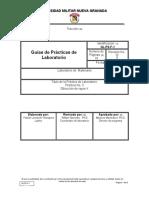 PRACTICA DE LABORATORIO No. 3 - DRX