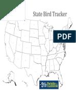 Bird Tracker Map