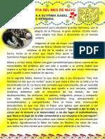 CARTA MES DE MAYO 2019 - PASTORAL