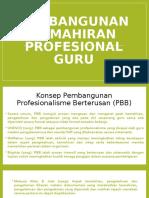 Pembangunan Kemahiran Profesional Guru (KUMP 3).pptx
