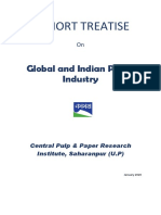 Short Treatise of Indian Paper Industry