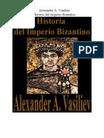 Alexander Vasiliev - Historia del Imperio Bizantino.doc