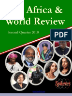 Pan Africa & World Review, 2Q2010, MKamil
