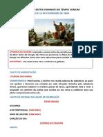 Missa do 6º Domingo Comum - 15 e 16-02-2020.docx