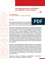 Internet shopping between compatibility And Complexity in Arab Countries