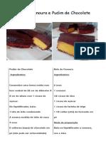 Bolo de Cenoura e Pudim de Chocolate.docx