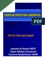 Exercícios físicos para cardiopatas- Educação Física parte I